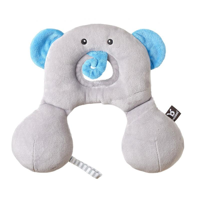 Benbat Travel Friends Headrest 0-12m - Elephant - CanaBee Baby