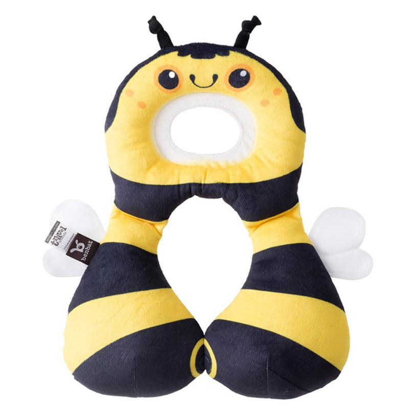 Benbat Travel Friends Headrest 1-4y - Bee - CanaBee Baby