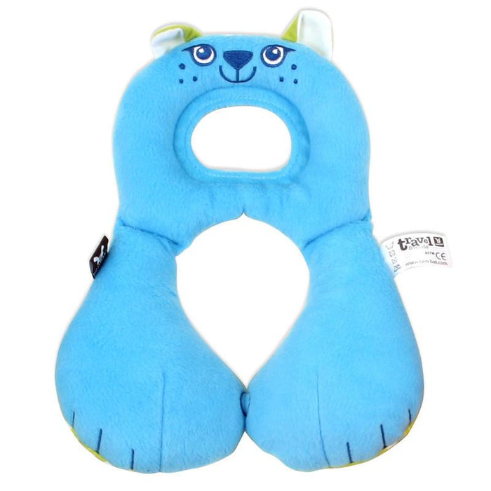Benbat Travel Friends Headrest 0-12m - Cat - CanaBee Baby