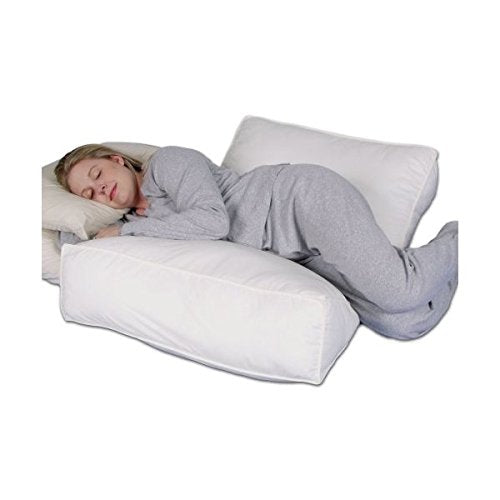 Leachco Body Double Adjustable Pillow Set - White