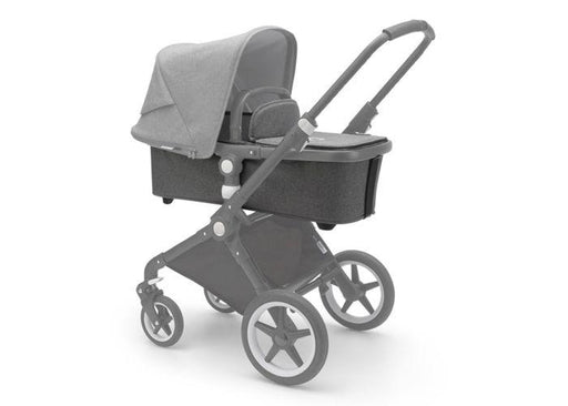 Bugaboo Lynx Pram Body Fabric Complete Grey Melange 238835GM01