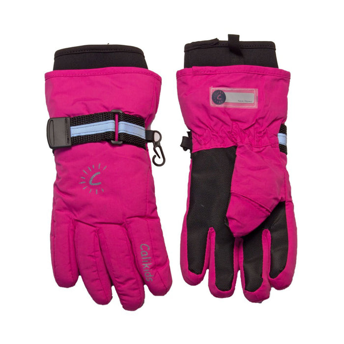 Calikids Gloves W0027 Berry