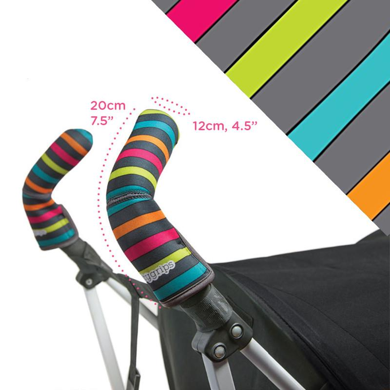 Choopie CityGrips Double Bar - Broadway Stripes - CanaBee Baby