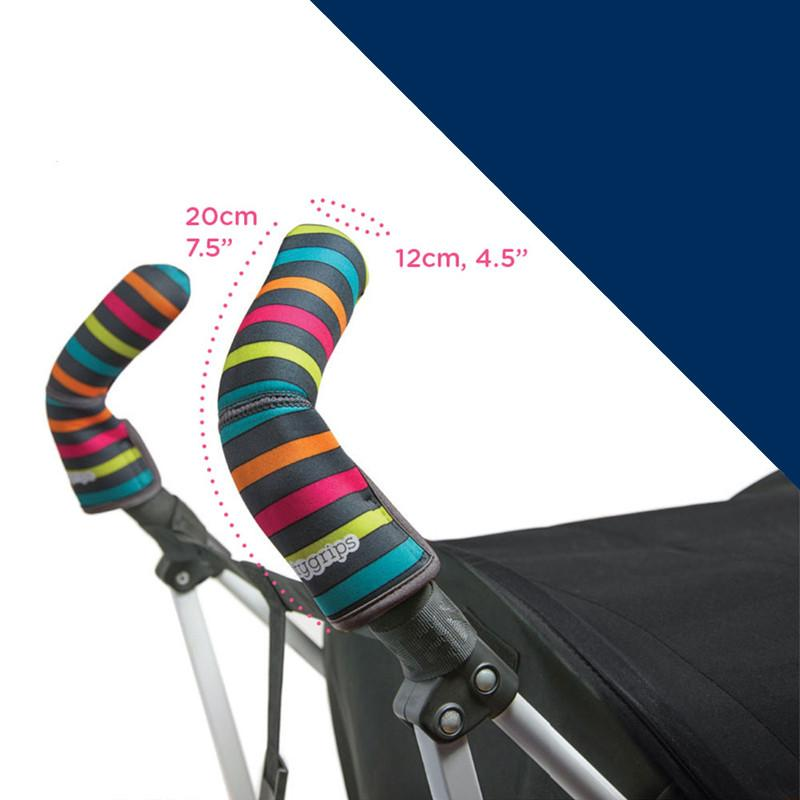 Choopie CityGrips Double Bar - Navy - CanaBee Baby