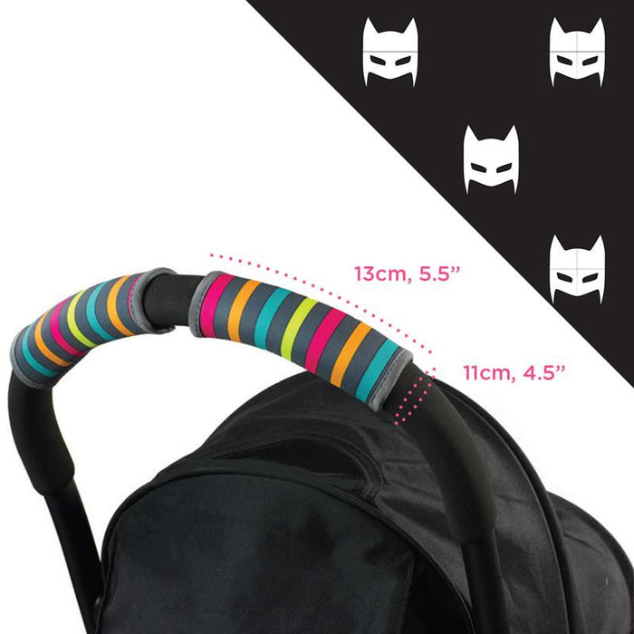 Choopie CityGrips Small Single Bar - Super Hero Masks - CanaBee Baby