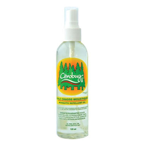 Citrobug Mosquito Repellent for Adult 125ml - CanaBee Baby