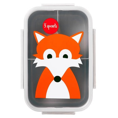 3 Sprouts Bento Box Fox