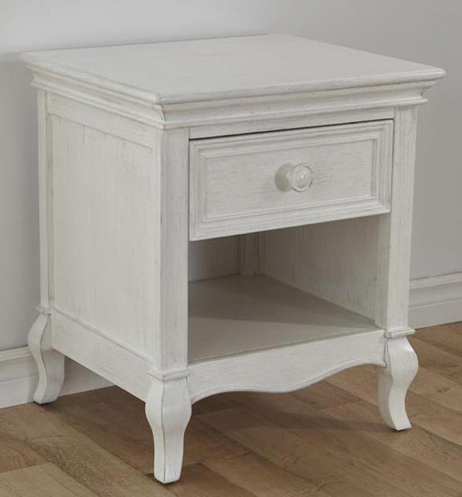 Pali 2414 Diamante Nightstand (Vintage White)