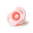 Doddle&Co Pop Cleaner Pacifier - Make Me Blush - CanaBee Baby