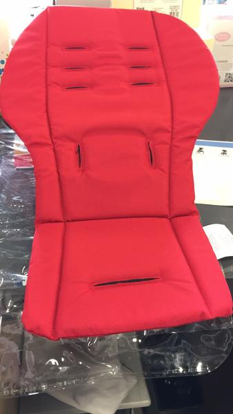 Phil & Teds Doubles Kit Liner For DOT Buggy - Chilli Red