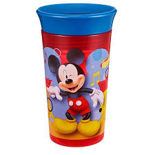 First Years Disney 9oz Simply Spoutless Cup (Assorted) - Mickey