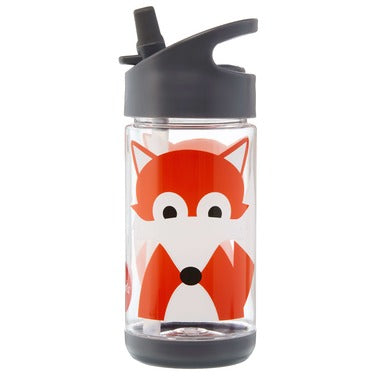 3 Sprouts Water Bottle Fox