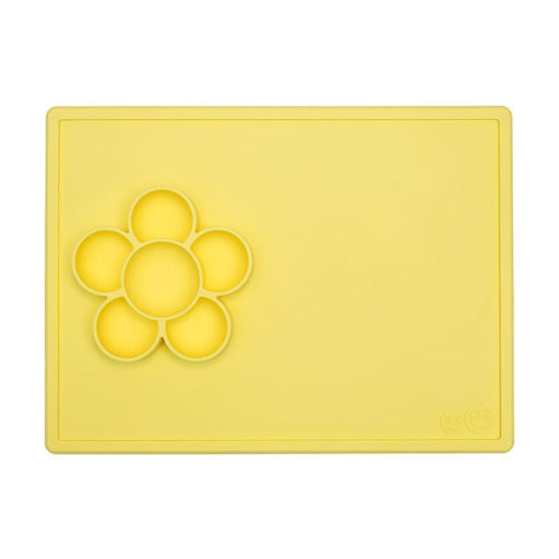 Ezpz Flower Play Mat - Lemon - CanaBee Baby