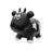 Farm Hoppers Animal Bouncers - Cow Black - CanaBee Baby