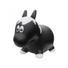 Farm Hoppers Animal Bouncers - Horse Black - CanaBee Baby