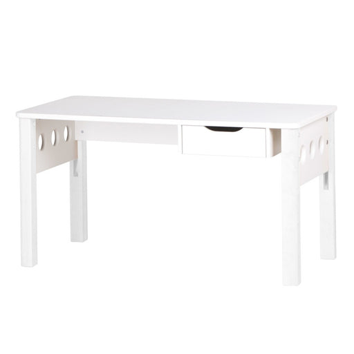 FLEXA Desk with Drawer - White/White (Markham In store pick-up Only)