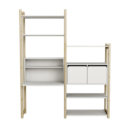FLEXA SHELFIE Combi5 - Clear Lacquer (Markham In store pick-up Only)