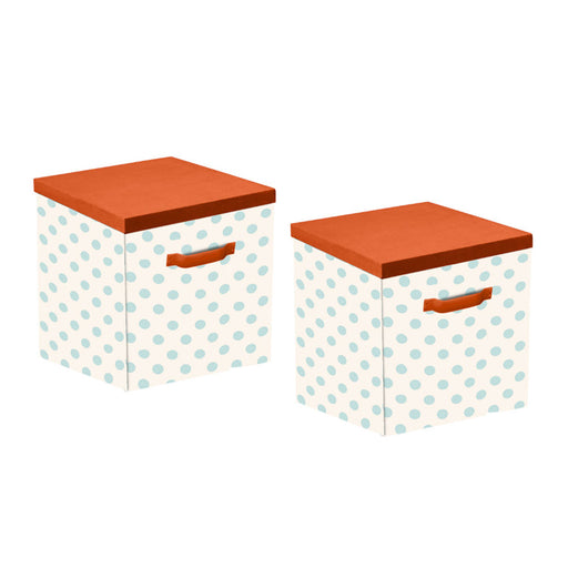 FLEXA Storage Box Set 2pcs - Forest
