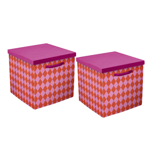 FLEXA Storage Box Set 2pcs - Princess