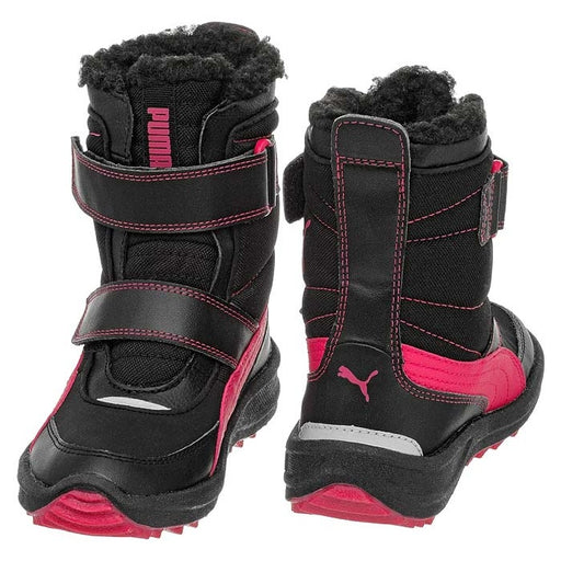 Puma Cooled Boot Kids Black/Pink
