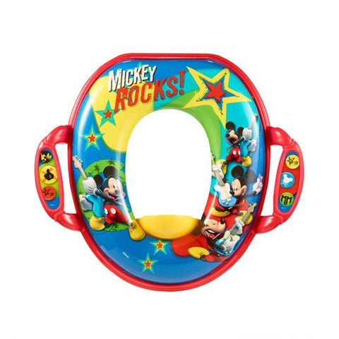 First Year Soft Potty Seat - Mickey