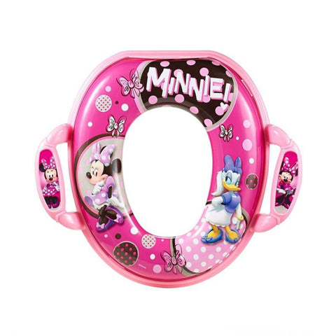 First Year Soft Potty Seat - Minnie Mouse