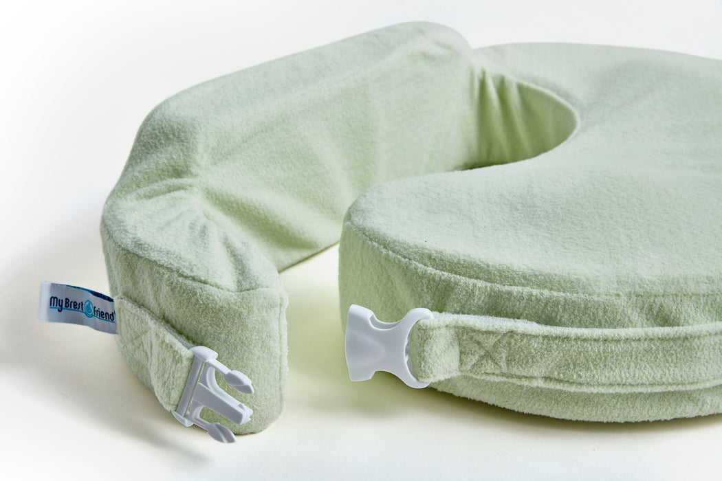 My Brest Friend Nursing Pillow Deluxe - Green