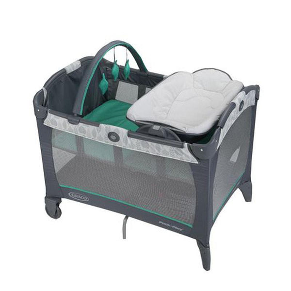Graco Pack 'n Play Playard with Reversible Napper & Changer - Briar Fashion - CanaBee Baby