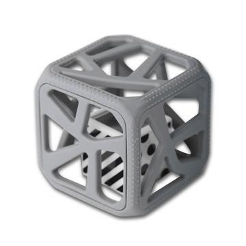Malarkey Kids Chew Cube Grey