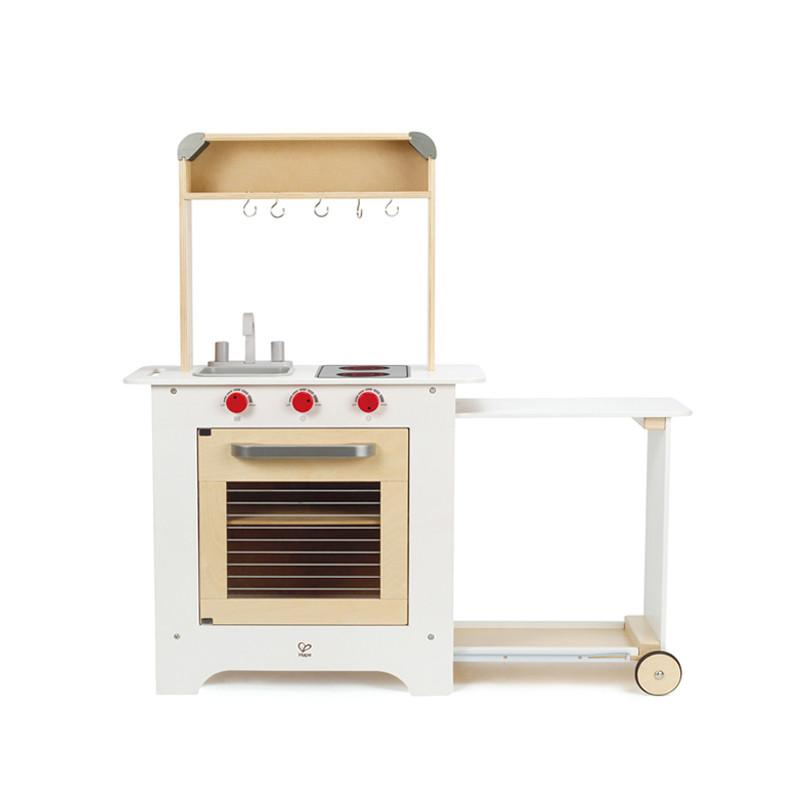 Hape Cook'N Serve Kitchen - CanaBee Baby