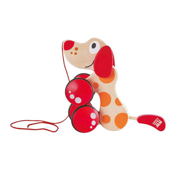 Hape Pepe Pull Along - CanaBee Baby