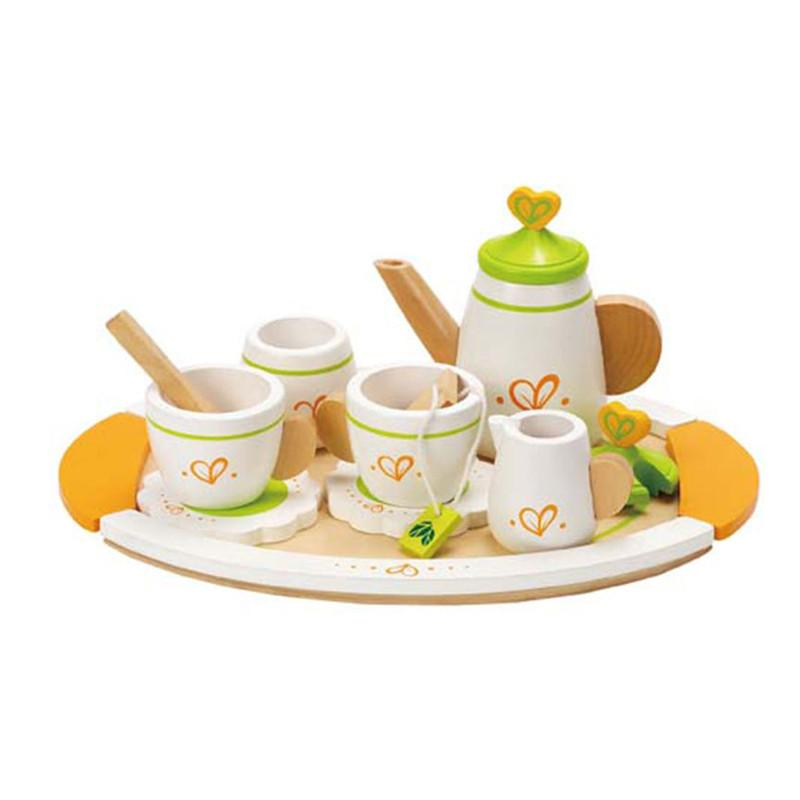 Hape Tea Set For Two - CanaBee Baby