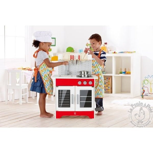 Hape Kitchen Play Set With Accessories E3144