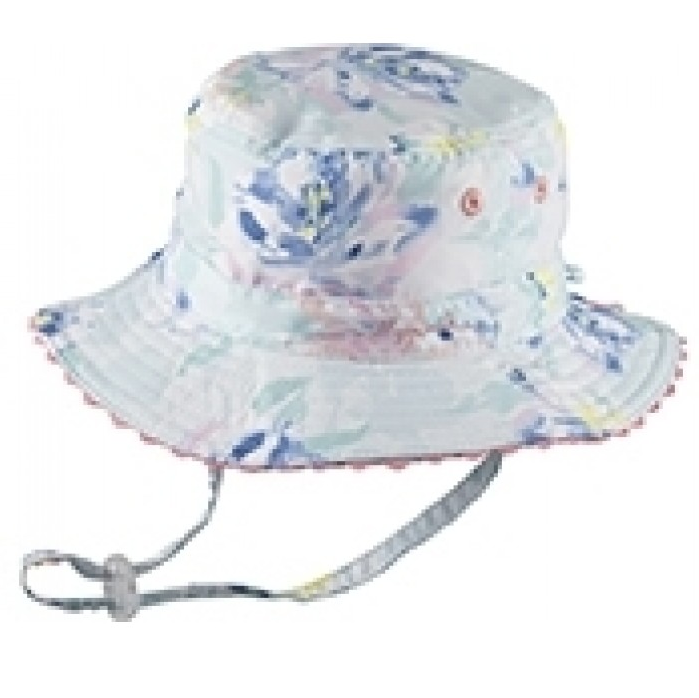 Millymook Baby Girls Bucket Hat- Blush Mint
