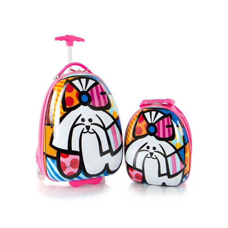 Heys Britto for Kids - Pink Dog - CanaBee Baby