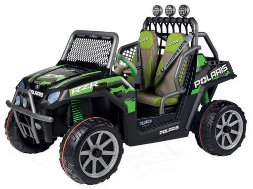 Peg Perego Polaris Ranger RZR Green Shadow IGOD0534NA (MARKHAM STORE PICK-UP ONLY)