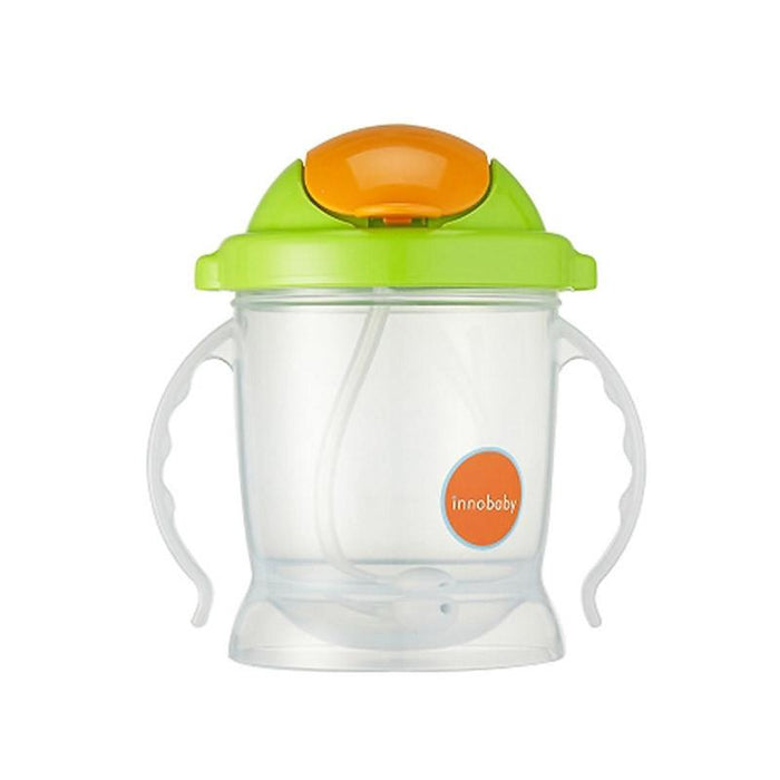 Innobaby EZ Flow Straw Sippy 10oz - Green - CanaBee Baby
