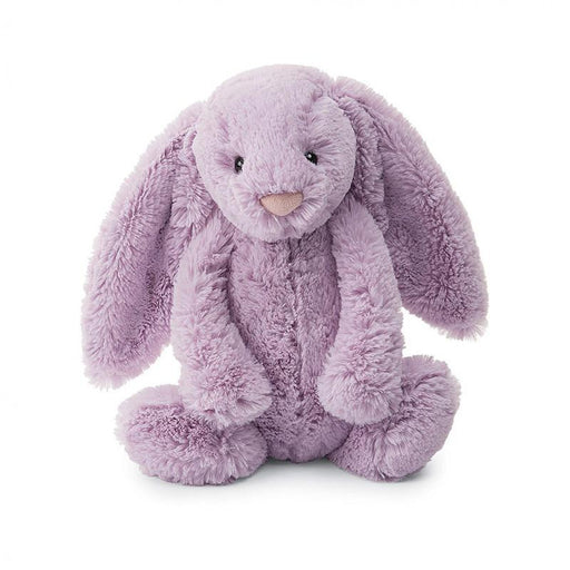 Jellycat Bashful Lilac Bunny Size M - CanaBee Baby