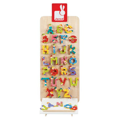 Janod Clown Wood Letters - G - CanaBee Baby