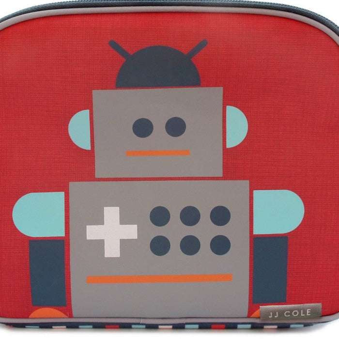 JJ Cole Storage Hamper Boys' Patterns (56cm x 34cm x 34cm) - Robot