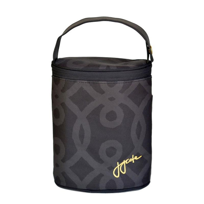 JJ Cole Bottle Cooler - Black And Gold - CanaBee Baby