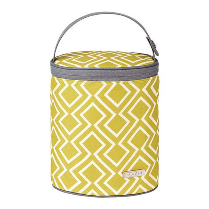 JJ Cole Bottle Cooler - Citrine Lattice - CanaBee Baby