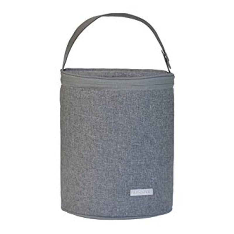 JJ Cole Bottle Cooler - Grey Heather - CanaBee Baby