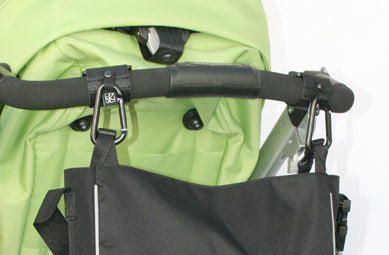 JL Childress Clip 'N Carry Stroller Hooks