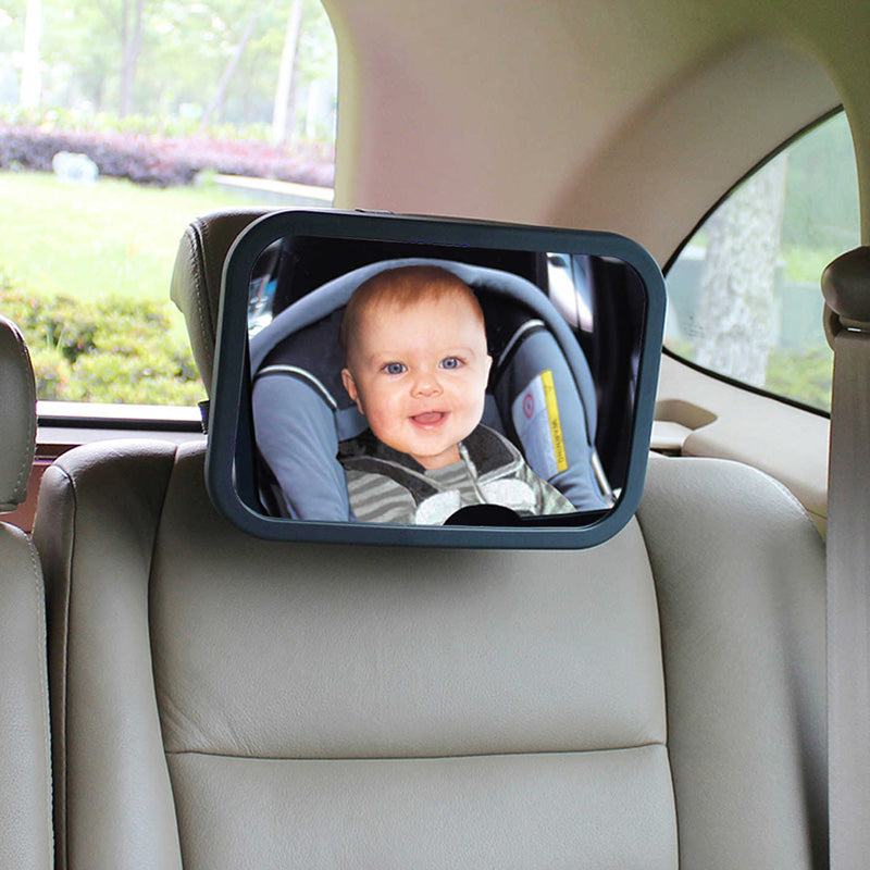 Jolly Jumper Driver's Baby Mirror 360° View