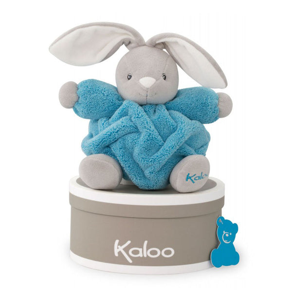 Kaloo Neon Blue Rabbit Small - CanaBee Baby