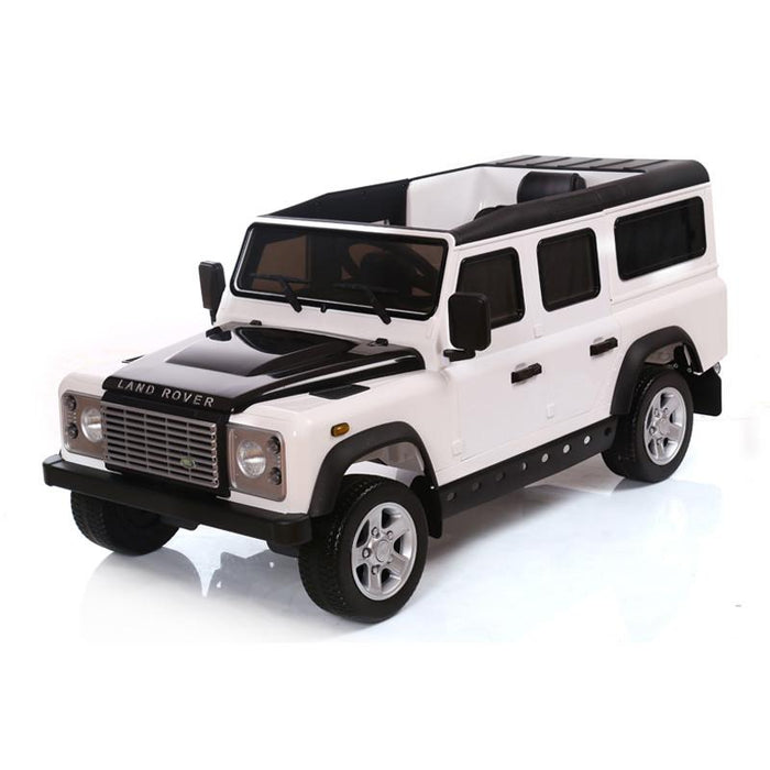 KoolKarz Land Rover Defender Electric Ride On Toy Car - CanaBee Baby