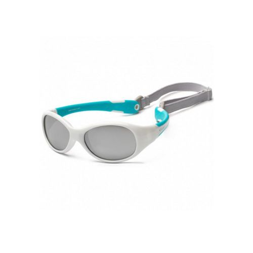 Koolsun Flex Sunglasses White Aqua 0+