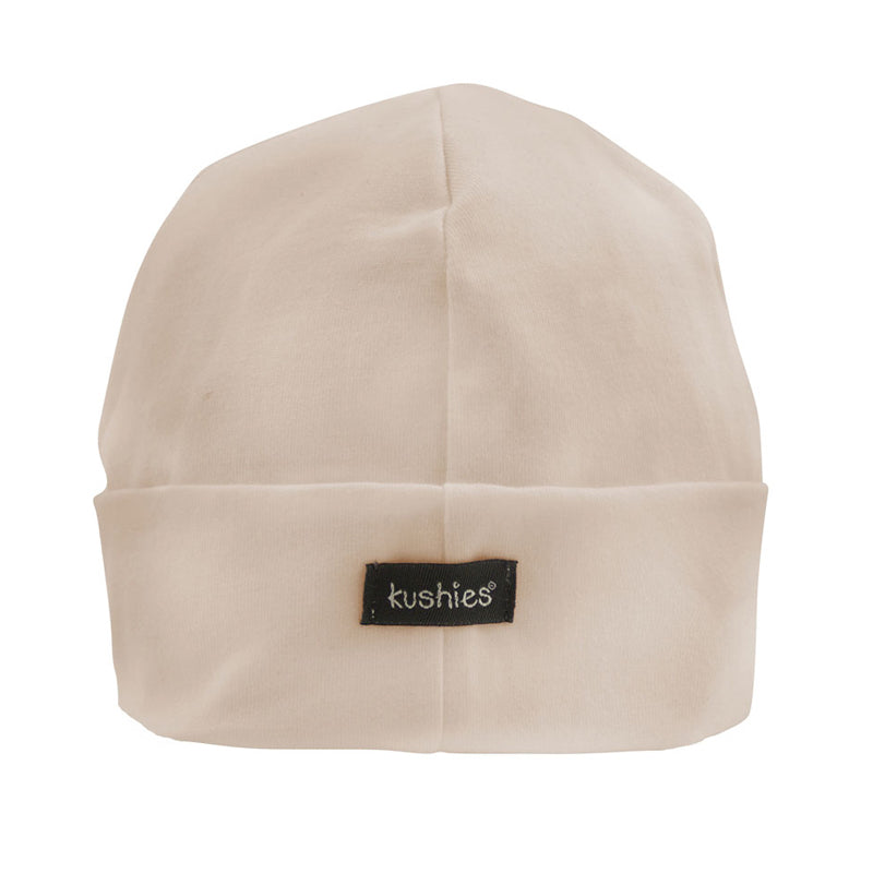 Kushies Baby Cap Pink - CanaBee Baby