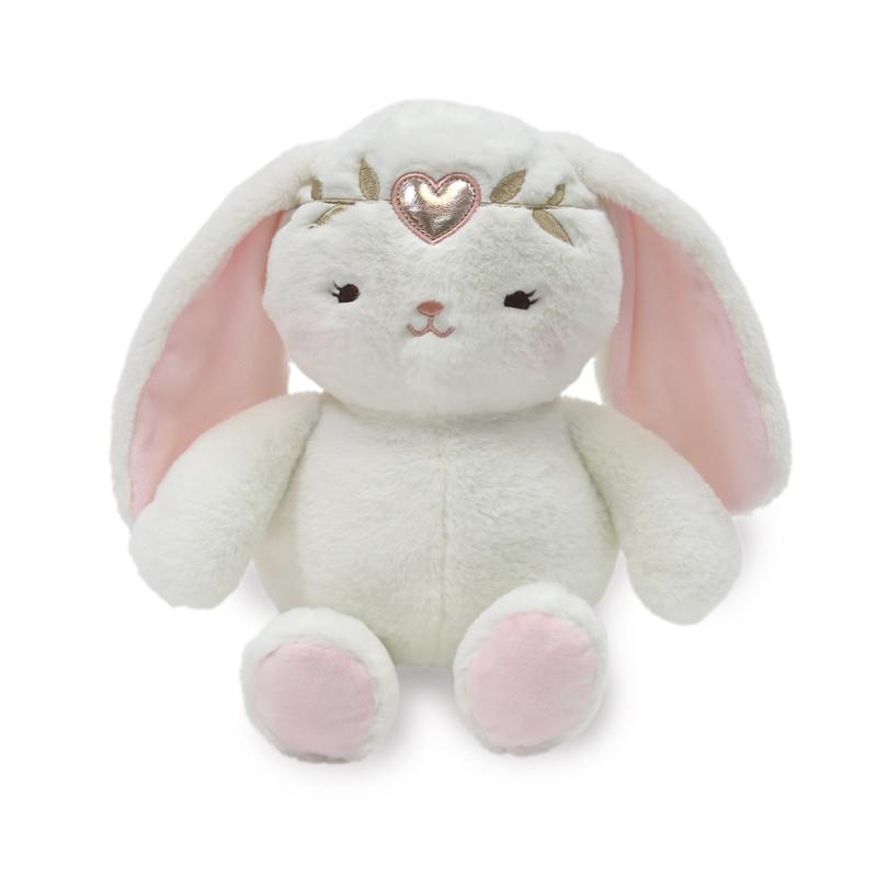 Lambs & Ivy Plush Confetti Bunny - Pixie - CanaBee Baby
